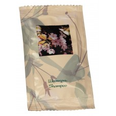 Шампунь 10 мл в пакетике «саше»,  (Серия «Сакура»)