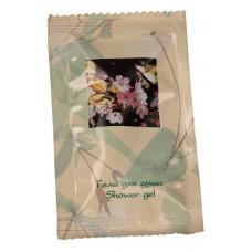 Гель для душа 10 мл в пакетике «саше»,  (Серия «Сакура»)