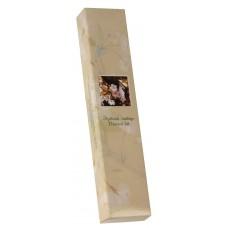 Зубной набор в картоне (зубная щётка 14 см в ПЭ + зубная паста в тюбике 4 г), (Серия «Сакура»)