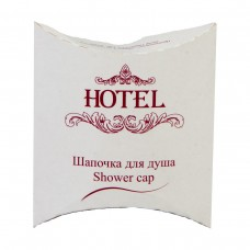 """Шапочка для душа в картоне (Серия """"HOTEL"""")"""