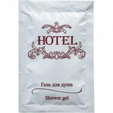 """Гель для душа 10 мл в пакетике «саше» ( Серия """"HOTEL"""")"""