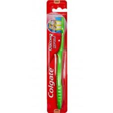 "Зубная щетка ""Colgate"" классика, мягкая, 1 шт"