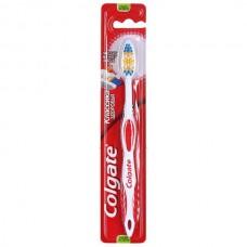 """Зубная щетка """"Colgate"""" классика, средней жесткости, 1 шт."""