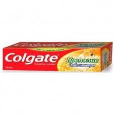 """Зубная паста """"Colgate"""" прополис, отбеливающая,100мл"""