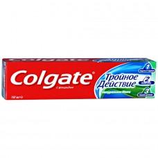 "Зубная паста ""Colgate"" тройное действие, натуральная мята, 100мл"