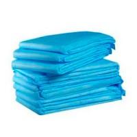 Простыня медицинская 40х40 см, 42 г/кв.м, стерильная