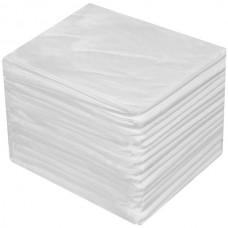Простыня с бумажным покрытием, 140х80 см, 3-х слойная ламинированная бумага (бумага + полиэтилен+бумага), 95г/м2, нестерильная