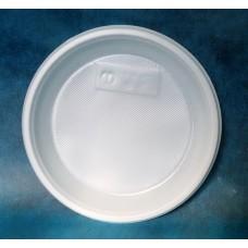 Тарелка десертная, одноразовая, 1шт