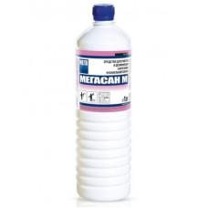 Мегасан М. Средство для очистки и дезинфекции сантехники и кафельной плитки (гель), 1л