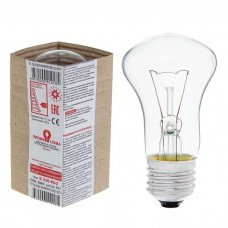 Лампа накаливания общего назначения, Б 230-60-4, 60 Вт