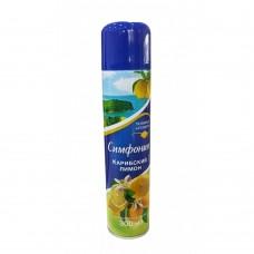 """Освежитель воздуха """"Симфония"""" карибский лимон, 300 мл"""