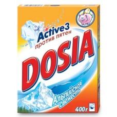 """Dosia стиральный порошок """"Альпийская свежесть"""", автомат, 400г"""