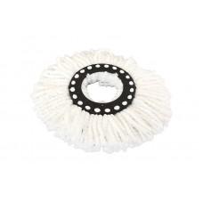 Насадка для швабры круглая с микрофиброй FM-V3