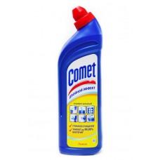 """Гель чистящий """"Comet"""", лимон, универсальный, 1л"""