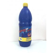 """Жидкое чистящее средство """"Крот Супер"""" д/чистки канализ.труб, 1л."""