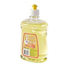 """Жидкое средство для мытья посуды """"Милая"""", ананас, 500мл."""