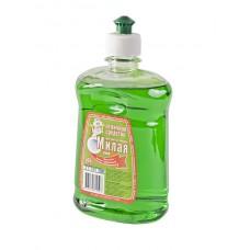 """Жидкое средство для мытья посуды """"Милая"""", киви, 500мл."""