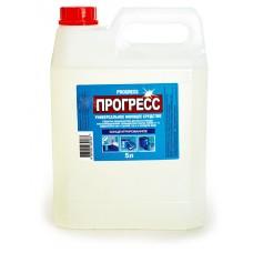 """Универсальное моющее средство """"Прогресс"""", 5л ( канистра)."""