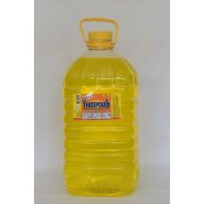 """Универсальное жидкое моющее средство """"УниверсалЪ"""", лимон, 5 л (ПЭТ)"""