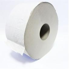 Бумага туалетная  Бигроль, естественной белизны, 1 слой, 180м