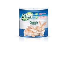 """Бумага туалетная """"Belux Classic"""" 3 слоя, 4 рулона (15м), белая"""