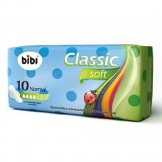 Bibi прокладки, Classic Normal Soft ,10 шт, 4 капли.