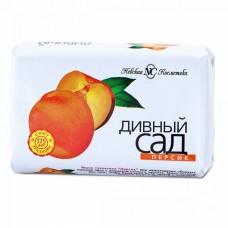 """Мыло туалетное """" Дивный сад"""" персик, твердое, 90г"""