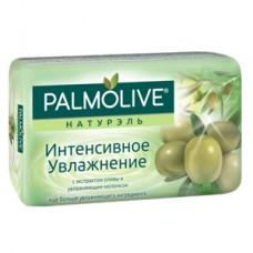 """Мыло Palmolive Натурэль """"Интенсивное увлажнение"""" с экстрактом оливы и увлажняющим молочком 90 г, 1 шт"""