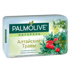 """Мыло Palmolive Натурэль  """"Алтайские Травы"""" 90г, 1 шт"""